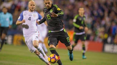Hector Moreno - 7.5
