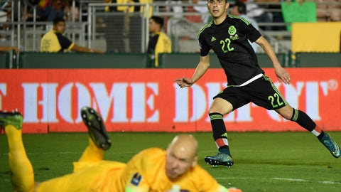 Extra time madness - 2015 CONCACAF Cup