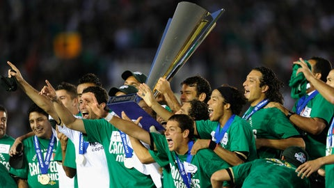 Mexico strikes back - 2011 Gold Cup Final