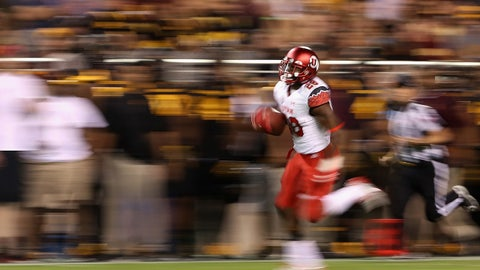 No. 15 Utah 49, Arizona State 21 (Thursday)