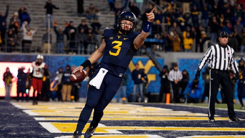 Russell Athletic Bowl: West Virginia (+33) over Miami