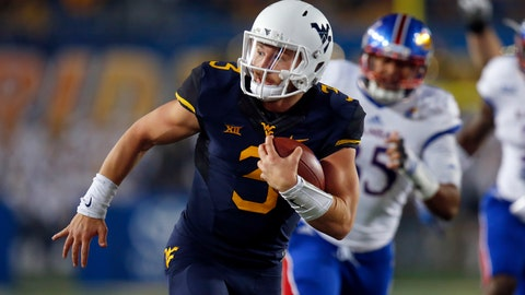 No. 16 West Virginia 24, Texas 20