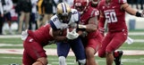 (5) Washington Huskies defeat (23) Washington State in 2016 Apple Cup