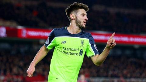 Everton vs. Liverpool (Monday, 3 p.m.)