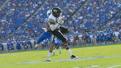 Cortez Lewis, WR, Wake Forest (Military Bowl)