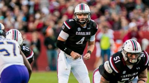 Jake Bentley, QB, South Carolina (Birmingham Bowl)
