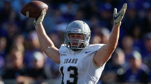 Trent Cowan, WR, Idaho (Famous Idaho Potato Bowl)