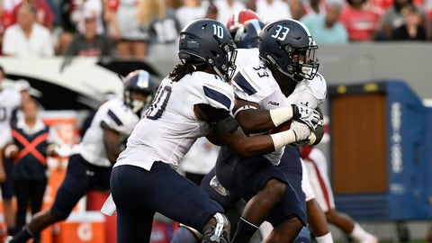 Bahamas Bowl: Old Dominion (+72) over Eastern Michigan