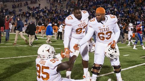 Texas: Beat Kansas