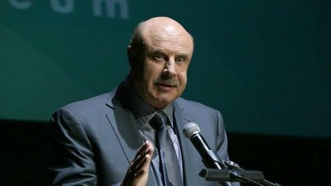 "Tulsa: Phil McGraw (aka ""Dr. Phil"")"