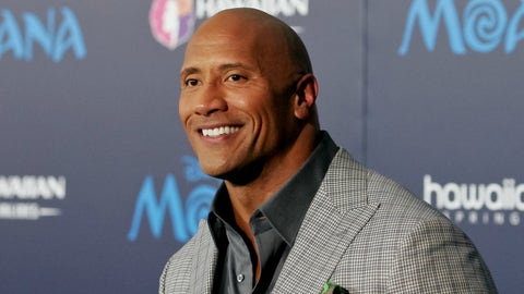 Miami (FL): Dwayne Johnson (actor/wrestler/football player/motivation speaker)