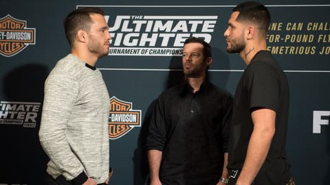 Jake Ellenberger vs. Jorge Masvidal