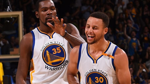 The Warriors are on pace to have the best offense ever