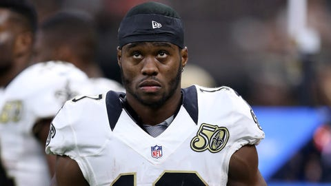 Saints would want a first-round pick for Brandin Cooks