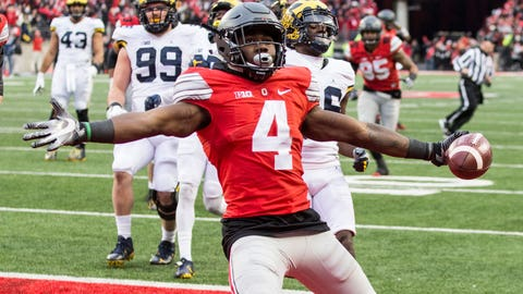 All-purpose: Curtis Samuel, Ohio State