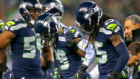 Seattle Seahawks (8-3-1): A mental lapse