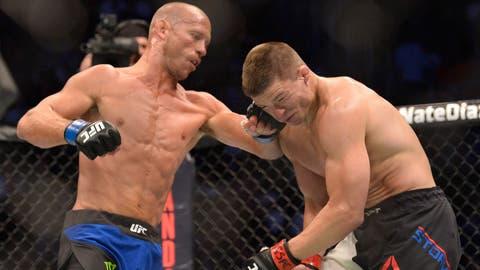 7 UFC fights, 6 wins