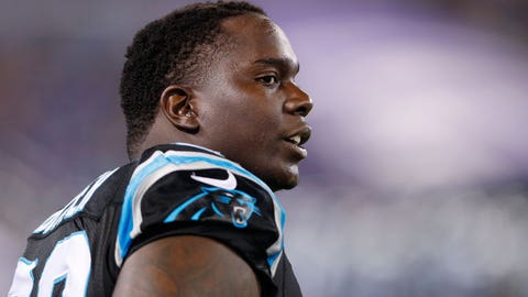 Vernon Butler, DT, Panthers (No. 30)