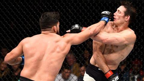 UFC 206: Kennedy v Gastelum