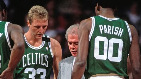 Boston Celtics: All of their standard road jerseys