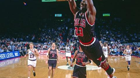 Chicago Bulls: 1995-96 alternate