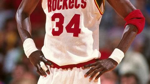 Houston Rockets: 1976-95 home