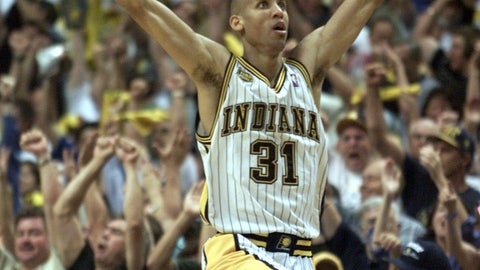Indiana Pacers: 1997-2005 home