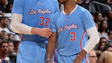 Los Angeles Clippers: 2013-15 alternate