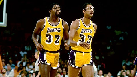 Los Angeles Lakers: 1978-89 home