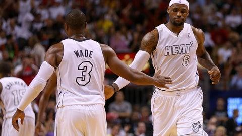 Miami Heat: 2012-13 alternate