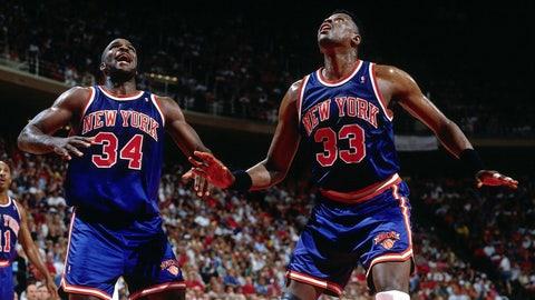 New York Knicks: 1992-97 road