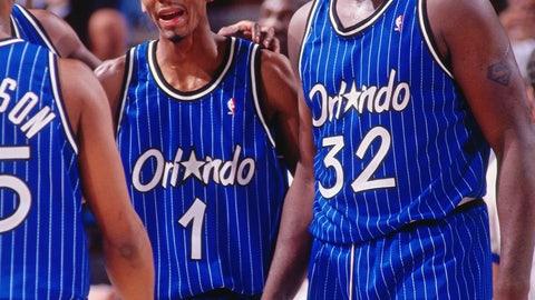 Orlando Magic: 1994-98 road
