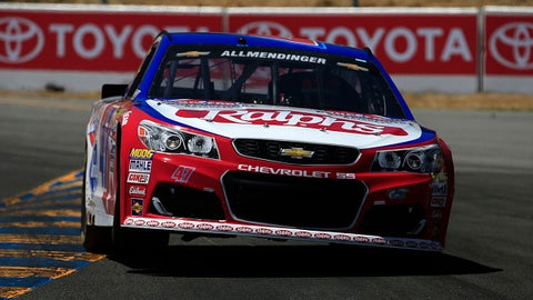 Kevin Harvick picks up season's first win at Sonoma