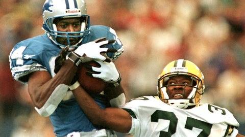 Herman Moore, 1991 — Round 1, Pick 10 (Detroit Lions)