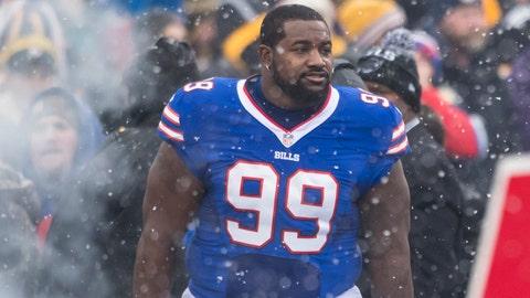 Buffalo Bills -- Marcell Dareus, DT