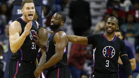 Los Angeles Clippers (4)