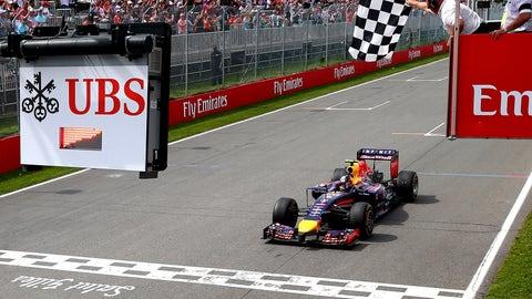 2014 Canadian GP - Daniel Ricciardo