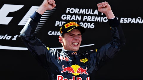 2016 Spanish GP - Max Verstappen