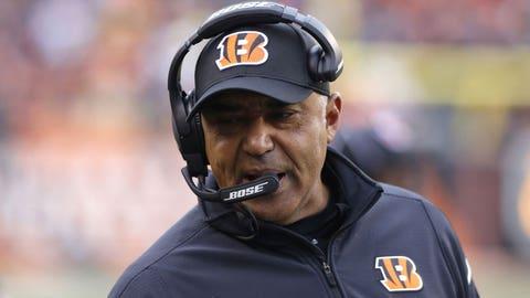 Marvin Lewis, Cincinnati Bengals (Last week: 7)