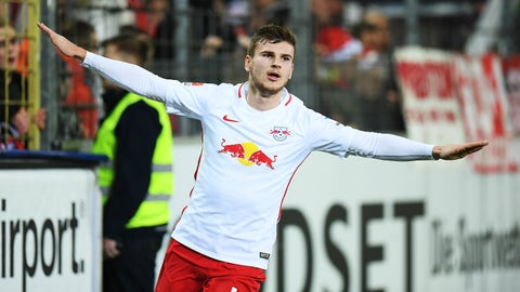 Timo Werner, 20, FWD