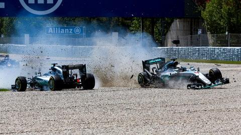 7. Spanish Grand Prix