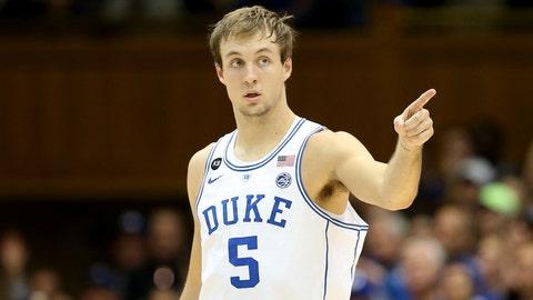 Luke Kennard, G, Duke