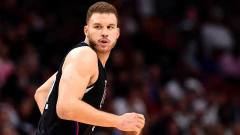 L.A. Clippers: Blake Griffin