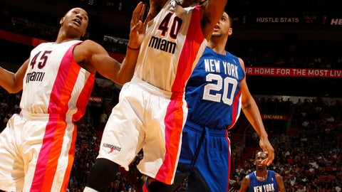 Miami Heat: 'Floridians' ABA throwbacks (alternate)