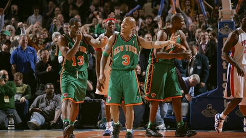 New York Knicks: St. Patrick's Day abominations