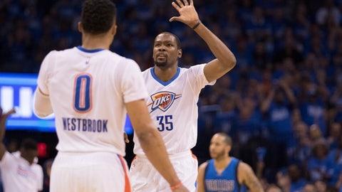 Oklahoma City Thunder: 2014-15 to present (alternate)
