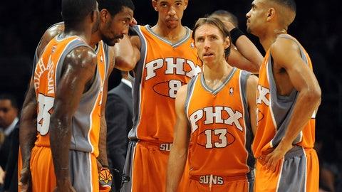 Phoenix Suns: 2003-04 to 2012-13 (alternate)