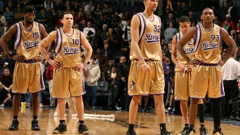 Sacramento Kings: 2005-06 to 2006-07 (alternate)