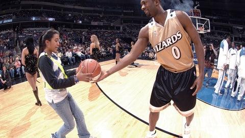 Washington Wizards: 2006-07 to 2008-09 (alternate)