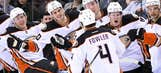 Ducks' power play produces 3-2 win over the Maple Leafs